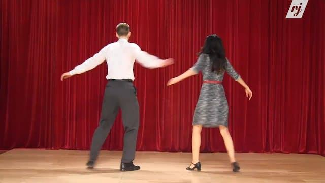 SBM - Rotation & Turns - Ex 4.2 Dance...
