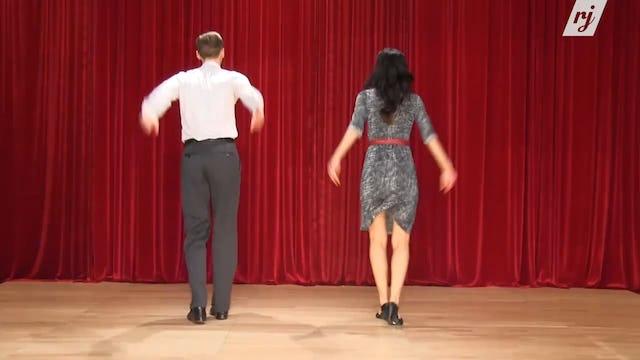SBM - Groove - Ex 3.2 Dance Along - Adding in Rock Step & Triple Step