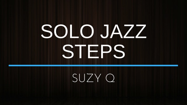 Solo Jazz - Steps - Suzy Q