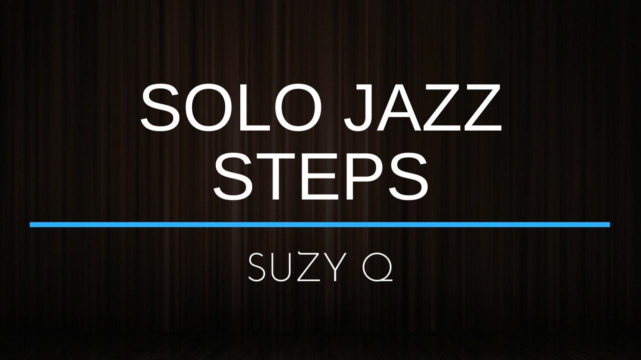 Solo Jazz - Steps - Suzy Q