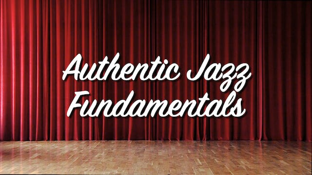 Authentic Jazz - Fundamentals