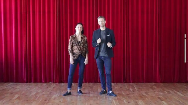Blending Charleston & Lindy Hop - 1 Intro