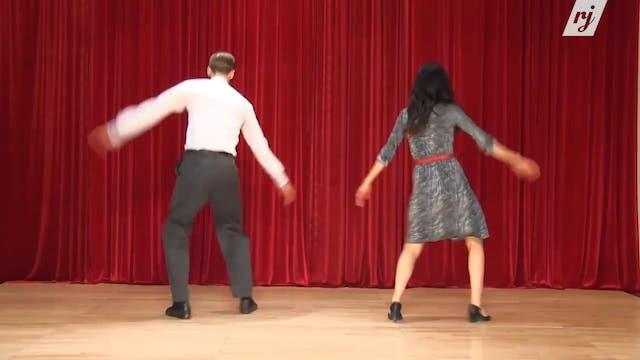 SBM - Rotation & Turns - Ex 1.3 Dance...