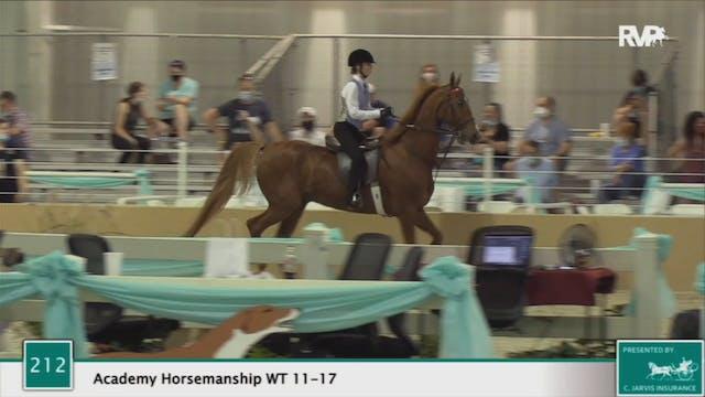 2020 BS - Class 212 Academy Horsemans...