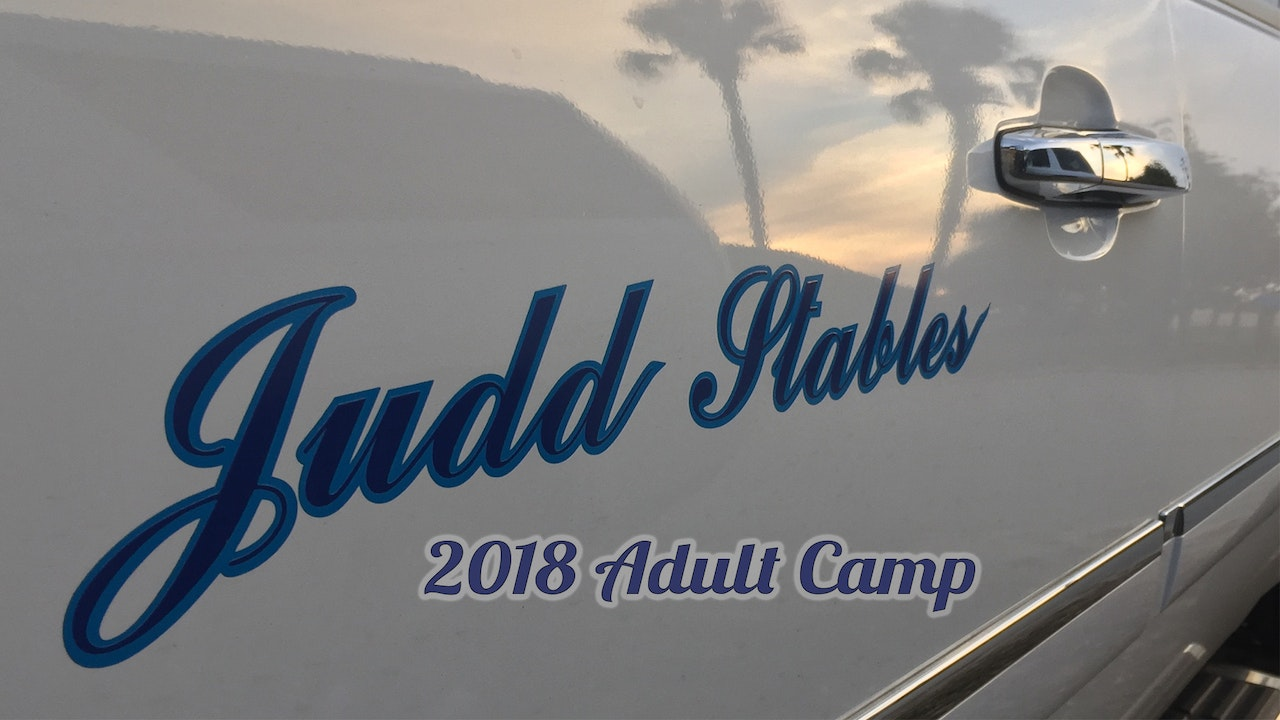 2018 Judd Stables Adult Camp