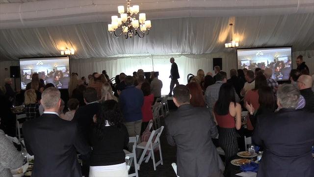 Dr. Scott Bennett - Castleman Award