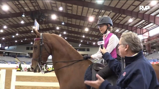 ASHAV17 - Class 213 - Academy Equitation 11 12 WT