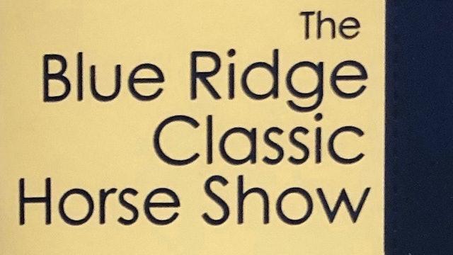 Blue Ridge Classic Horse Show