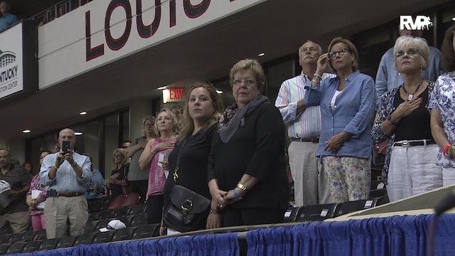 WCHS19 - Wednesday Evening National Anthem