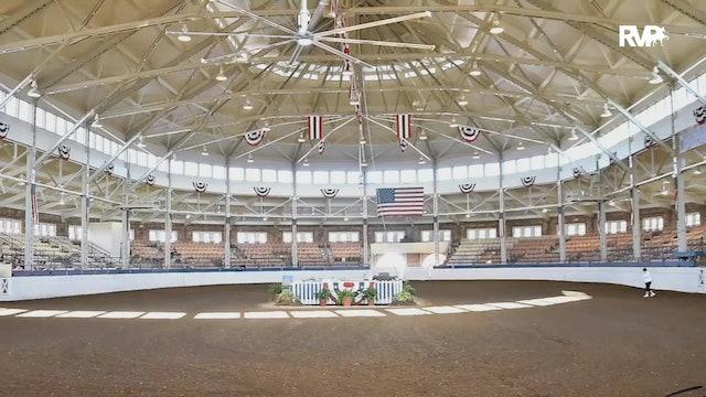 2019 American Saddlebred Horse Association of Virginia - Thursday Night