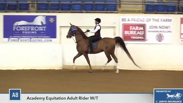 BB17 - Liz Lowry - Equitation