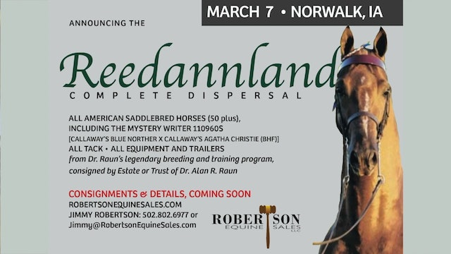 An Update on The Reedannland Complete Dispersal with Jimmy Robertson
