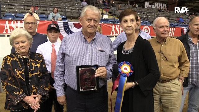 ASHAV19 - Larry Hartsock - Hall of Fame Induction