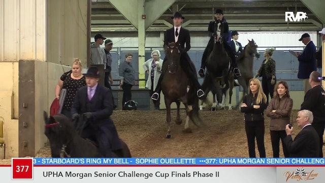 2019 Morgan Grand National - Performance - Friday Morning