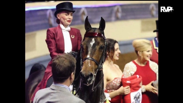 Helen K. Crabtree Equitation Hall of Fame - Jean DeGutis