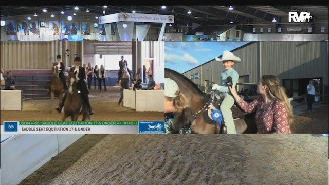2020 Gasparilla Charity Horse Show - Friday Morning
