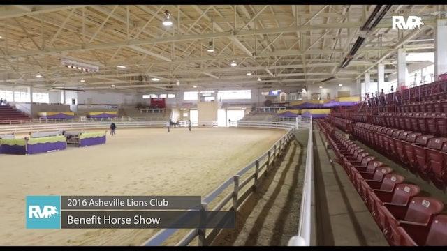 ALCB16 - 2016 Asheville Lions Club Benefit Horse Show