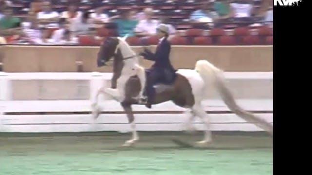 1989 WCHS Class 150 Adult Three Gaite...