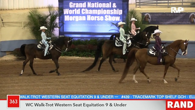 2019 Morgan Grand National - Performance - Wednesday Afternoon
