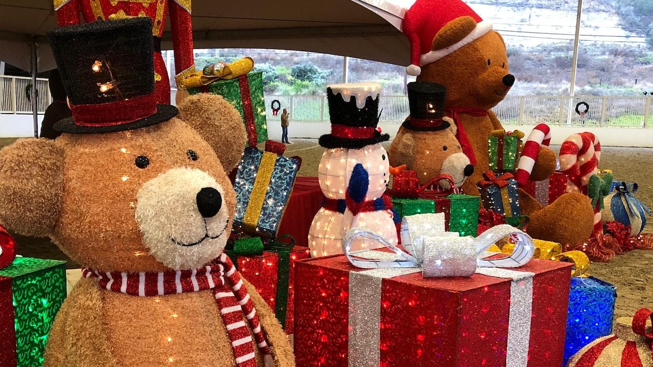 Jingle Bells Horse Show