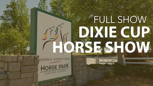 Dixie Cup Horse Show - Richfield Video Archive
