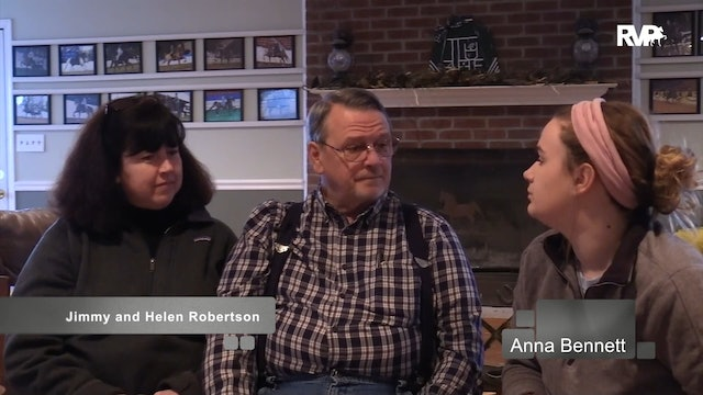 A History of Robertson Equine Sales