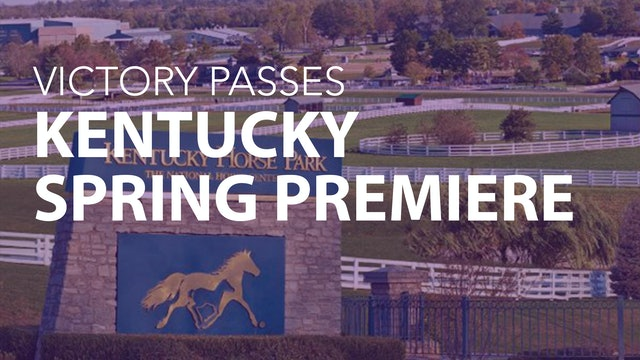 Kentucky Spring Premier - Victory Passes