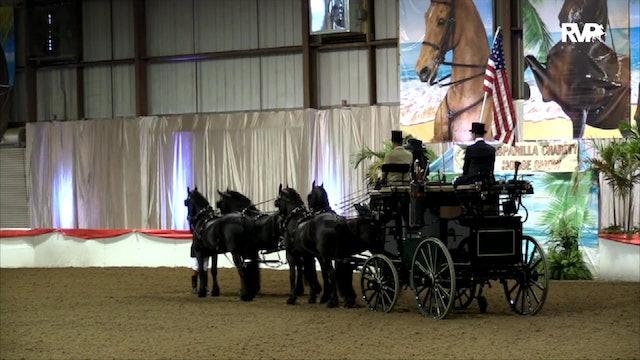2019 Gasparilla Charity Horse Show - Saturday Academy