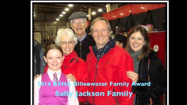 2016 Sally Jackson Family - ASHA Gill...