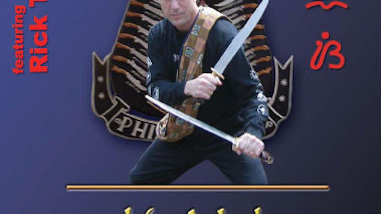 Vol 1A & 1B: Rick Tucci's Kali Instructional Video