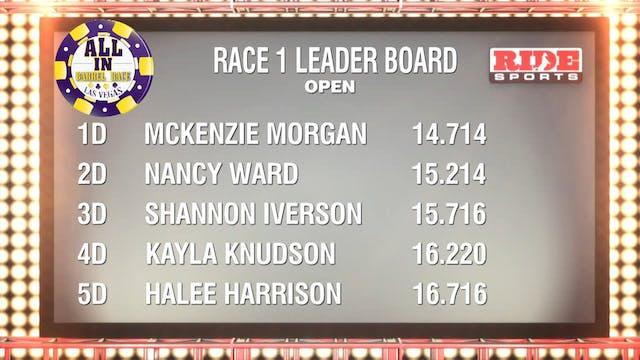 Race #1 Draw 356-357