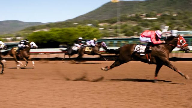 2018 Race To Riches: Ruidoso Futurity Finals