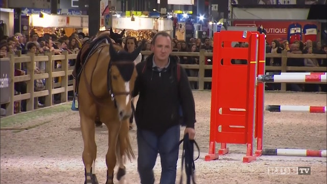 FEI Jumping World Cup: Bordeaux