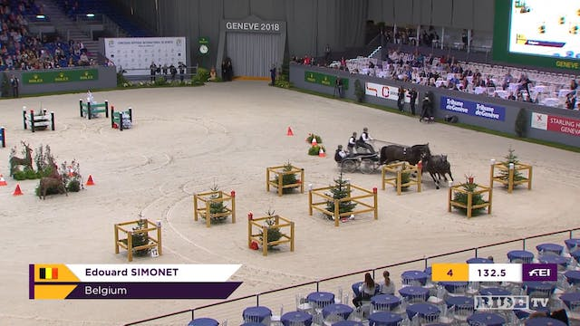 FEI Driving World Cup: Geneva