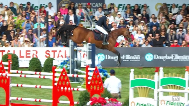 FEI Jumping World Cup: North Salem