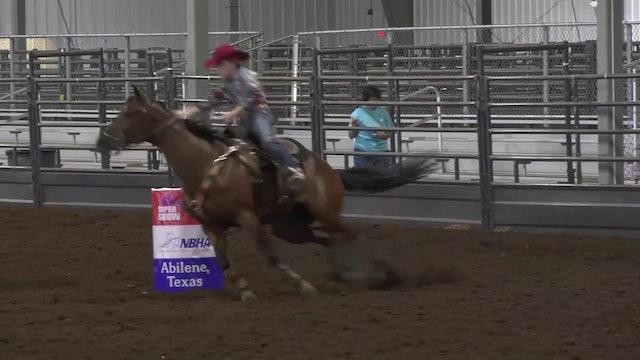 Abilene SS 2019 Open Race 2 Draw #001-005 BU