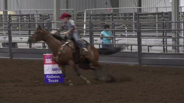 Abilene SS 2019 Open Race 2 Draw #001...