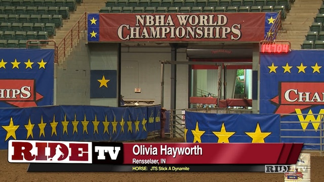 Open 2nd Go - 2019 NBHA World Championships