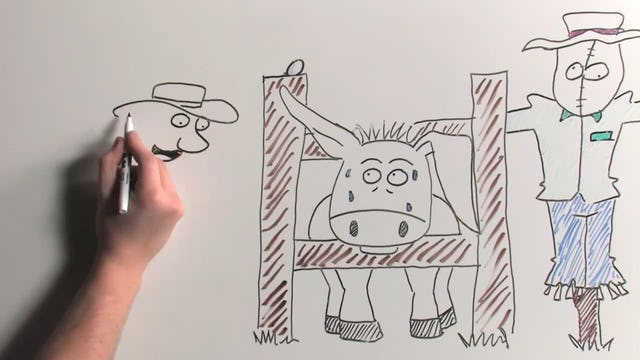The Adventures of Jack the Donkey