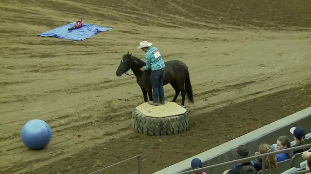 Youth Freestyle Class - Lane Propst