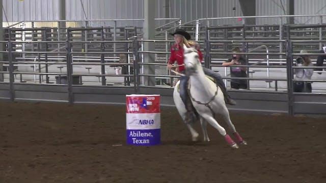 Abilene SS 2019 Open Race 1 Draw #046...
