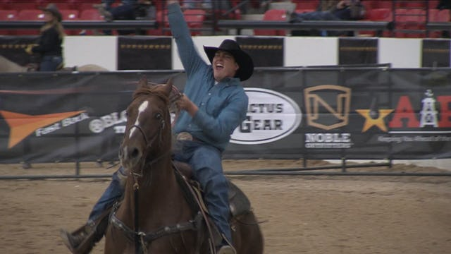 2015 World Series of Team Roping - #10 Finale