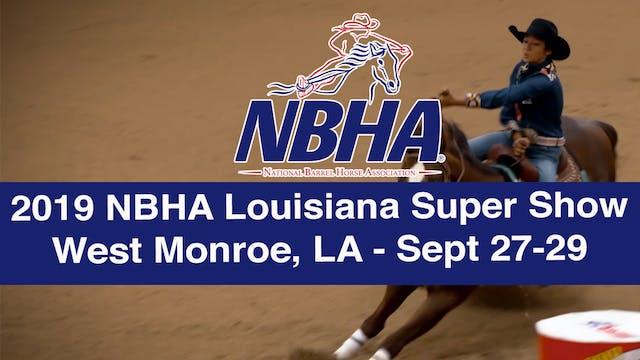 2019 NBHA Louisiana Super Show
