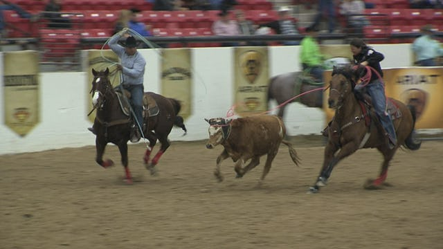 2014 World Series of Team Roping - #12 Finale