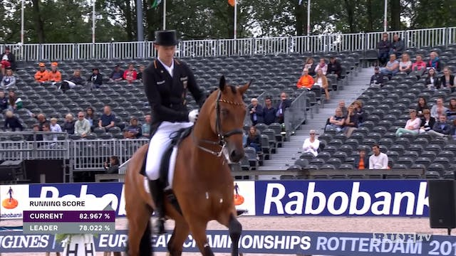 Grand Prix De Dressage Part 5