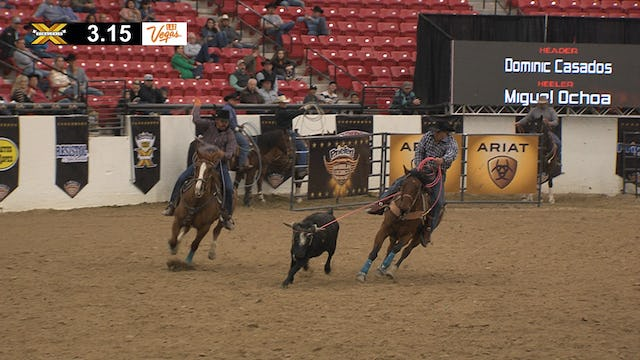 2015 World Series of Team Roping - #11 Finale