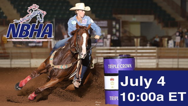 2019 NBHA Triple Crown Super Show - Youth Race