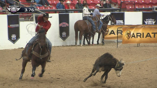 2016 World Series of Team Roping - #13 Finale
