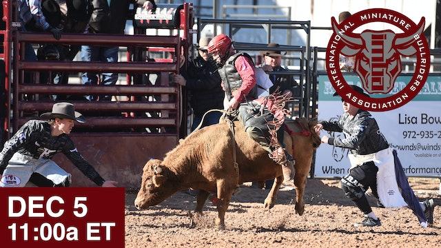 IMBA Finals Las Vegas First Go Part 2 - December 5th, 2019