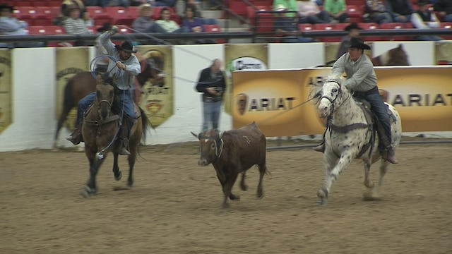 2014 World Series of Team Roping - #13 Finale